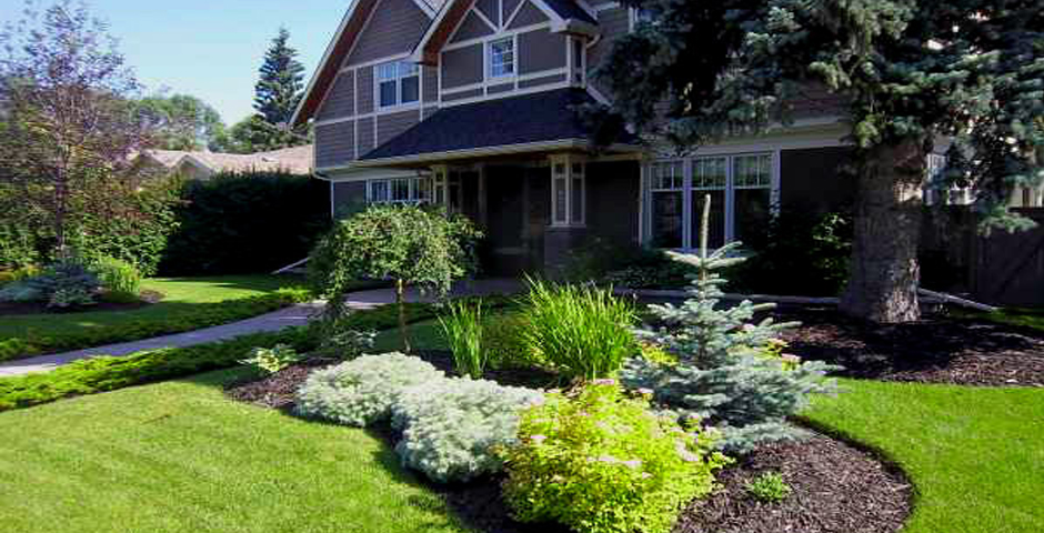 Enjoy the intimate atmosphere of your garden
